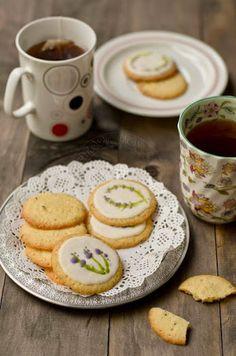 Lavender+cookies