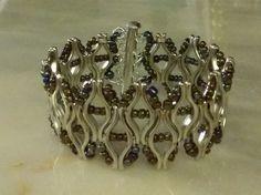 Seed Bead Bracelets, Seed Beads, Beaded Jewelry, Jewellery, Gold, Jewels, Pearl Jewelry, Schmuck, Beading
