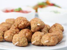 Boulettes de boeuf au cumin - Recette de cuisine Marmiton : une recette