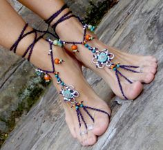 LOVE LOVE LOVE! I always love walking barefoot, and if I have this, then I'm never wearing shoes / sandals again
