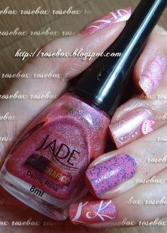 esmalte Jade delirio rosa