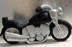 Diese detaillierte Motorrad-Topper machen den Kuchen VROOOOOOM gehen!!  Perfekt für jeden Anlass-Kuchen, empfohlen, auf 8 Kuchen verwendet
