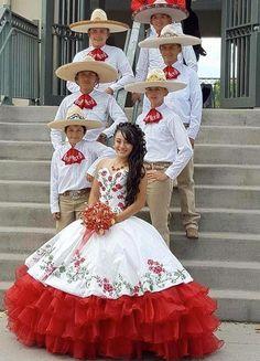 vestidos de quinceanera de mariachi - Google Search