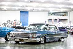 1963 SS Chevrolet Impala HT...