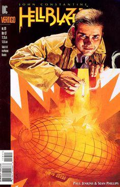 John Constantine: Hellblazer #119   comic books comics