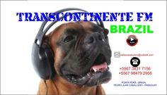 http://transcontinentefm.bazzoa.com/ - SEJAM BEM VINDO, WELCOME, BIENVENIDOS