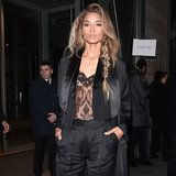 Ciara's Engagement Outfit Is the Definition of Effortless Glamour
