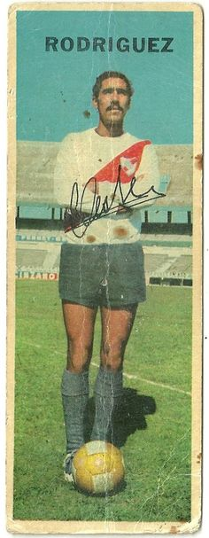 Chamaco Rodriguez - River Plate 1968
