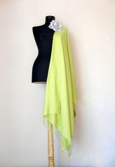 Fresh Green and Yellow by Linda Karen on Etsy
