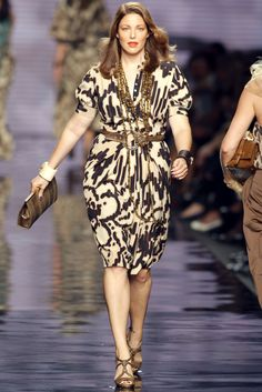 Love this dress plus size catwalk runway tribal  summer dress