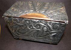 Metal Relief Boxes « A Beginning Art Teacher's Blog