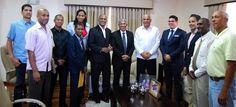 Acuerdan montaje Juegos Provincia Santo Domingo | NOTICIAS AL TIEMPO