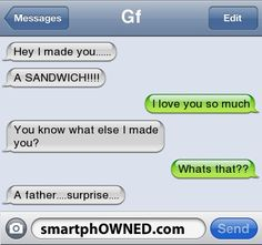 Funny - Relationships - Aug 31, 2012 - Autocorrect Fails and Funny Text Messages - SmartphOWNED