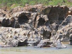 Forma das pedras