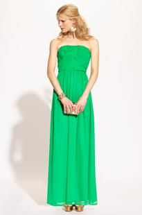 Great summer dress!    Elizabeth Maxi Dress  by Line & Dot via piperlime