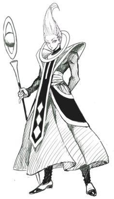 Whis par Yusuke Murata (One Punch Man) One Punch Man Manga, Daishinkan Sama, Dragon Ball Z, Manga Dbz, Ball Drawing, Manga Artist, Fan Art, Creature Design, Mode Style