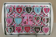 icandy handmade: (iCandy) valentine's day countdown