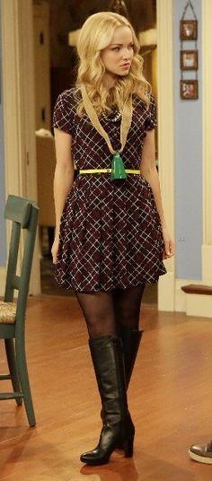 Essa roupa foi usada po Dove Cameron em uma das cenas de Liv e Maddie.