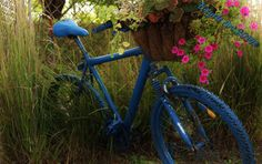 Bicycle Art I by Roland Lavigne