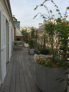 Comment aménager un balcon filant Parisien ?