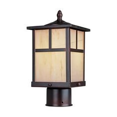 ENERGY STAR   The Maxim Craftsman Outdoor Post Lantern Is The Perfect  Solution For Any Outdoor Area That Needs Plenty Of Light.