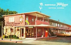 marysville ca   Marysville TraveLodge, Marysville California ...   Retro Motel/Hotels ...