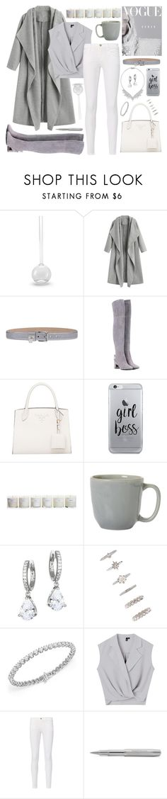 """""""White & Grey"""" by tegan-nottle ❤ liked on Polyvore featuring Zodax, Dolce&Gabbana, Tory Burch, Fifth & Ninth, Hawkins, Juliska, Kate Spade, Forever 21, Bloomingdale's and Frame"""