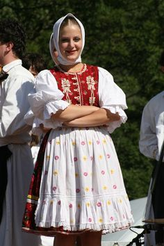 slovak folklor