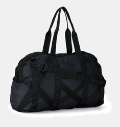 Buy the Under Armour This Is It Gym Bag at eBags - Carry your gear to and from the gym inside this versatile duffel bag from Under Armour. College Backpack Women, Cute Backpacks For Women, Fashion Bags, Fashion Backpack, Women's Backpack, Gym Fashion, Duffel Bag, Tote Bags, Online Bags