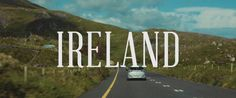 """Ireland from Jonathan Haring - Video from a family trip to Ireland. Music is """"Weightless"""" by Courtney Jones."""