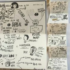 My student's note at LOG Graphic Facilitation workshop in Shanghai #taktikgraphicrecording #doodle #scribing#graphicrecord#visualmap #sketch #illustration#sketchbook#doodle#graphic#drawing#marker #doodle#marker#artworkoftheday#livedrawing#graphicworkshop #logworkshop #图像引导#图像记录  #图像同声传译记录