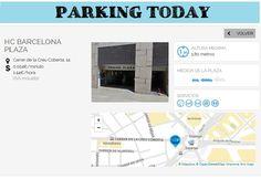 wesmartPark Parking - HC Barcelona Plaza- Ubicación: Creu Coberta 14. Únete a la #parkvolucion y a la economía colaborativa!