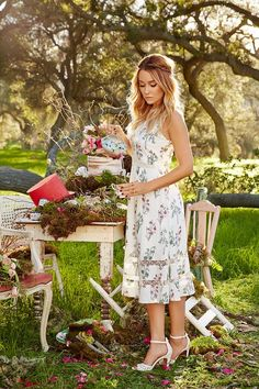 Lauren Conrad's new collection is inspired by Alice in Wonderland. Available at Kohl's soon.