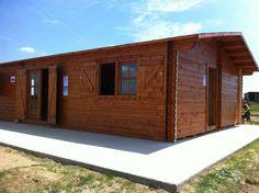 Maison bois en kit Design | chalets | Pinterest