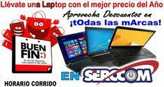 Hoy todavía es el #BuenFin en SERCCOM: ofertas meses sin intereses en laptops y más Te esperamos! http://bit.ly/2mPL0tl