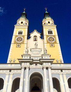Brixen, Südtirol (Bressanone, Alto Adige): Der Brixner Dom heißt eigentlich Dom Mariae Aufnahme in den Himmel und St. Kassian. Ein Besuch in Brixen ist gerade mit Kindern empfehlenswert.