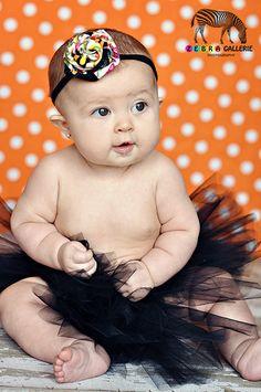 Atutudes Newborn Halloween Tutu
