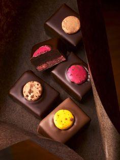 Pierre Herme macaron chocolates