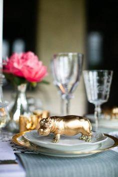 Salontafel Decoratie Action : Plastic dieren zijn ook leuk als decoratie op een kast of salontafel
