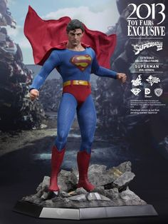 Hot Toys Superman III - Superman Evil Version Toy Fairs Exclusive
