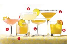 Mastering the classic Margarita...plus 6 of the best recipes in the U.S., from The Wall Street Journal.