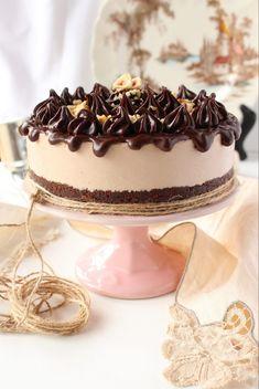 Fruit Cupcakes, Pastel, Cheesecakes, Biscotti, Vanilla Cake, Mousse, Yogurt, Food And Drink, Favorite Recipes