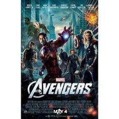 The Avengers One Sheet Marvel Movie Poster