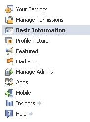 Always Post as Your Page -New Facebook Page Settings