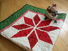 Gen X Quilters - Quilt Inspiration | Quilting Tutorials & Patterns | Connect: Poinsettia Quilt and Sew Fresh Fabrics GiveAway Winner