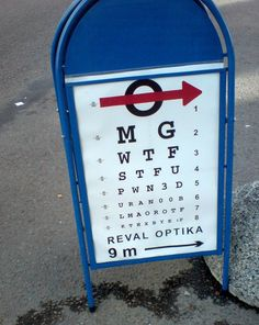 """talinn optics shop  I'd get this for work but people would be afraid to say what they thought they were reading!  'Does that say what I *think* it says?"""""""