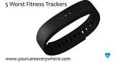 Five fitness trackers that score low marks for comfort, cost, and functionality. Fitness Devices, Best Fitness Tracker, Track Workout, Fitbit Flex