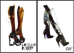 Lovisa Burfitt - Shoes