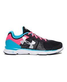 wow Under Armour Girls' Grade School UA Micro G Speed Swift Running Shoes