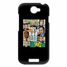 MyTop Arts Breaking Bad characters cartoon fashion style HTC ONE S Hard Protector Case Cover